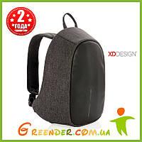 Рюкзаки антивор XD Design Bobby Cathy с тревожной кнопкой, черный, фото 1