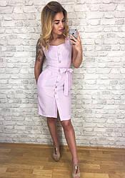 Платье полоска в расцветках  908001