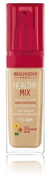 Тональный крем Bourjois Healthy Mix (квадратный) (Палитра 3 шт. - 51, 55, 56)