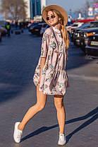 Платье  принт в расцветках  901027, фото 2