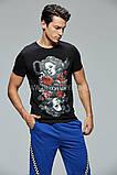 Мужская футболка GLO-Story,Венгрия , фото 5