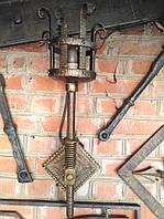 Ліхтар кований (фонарь садовый)