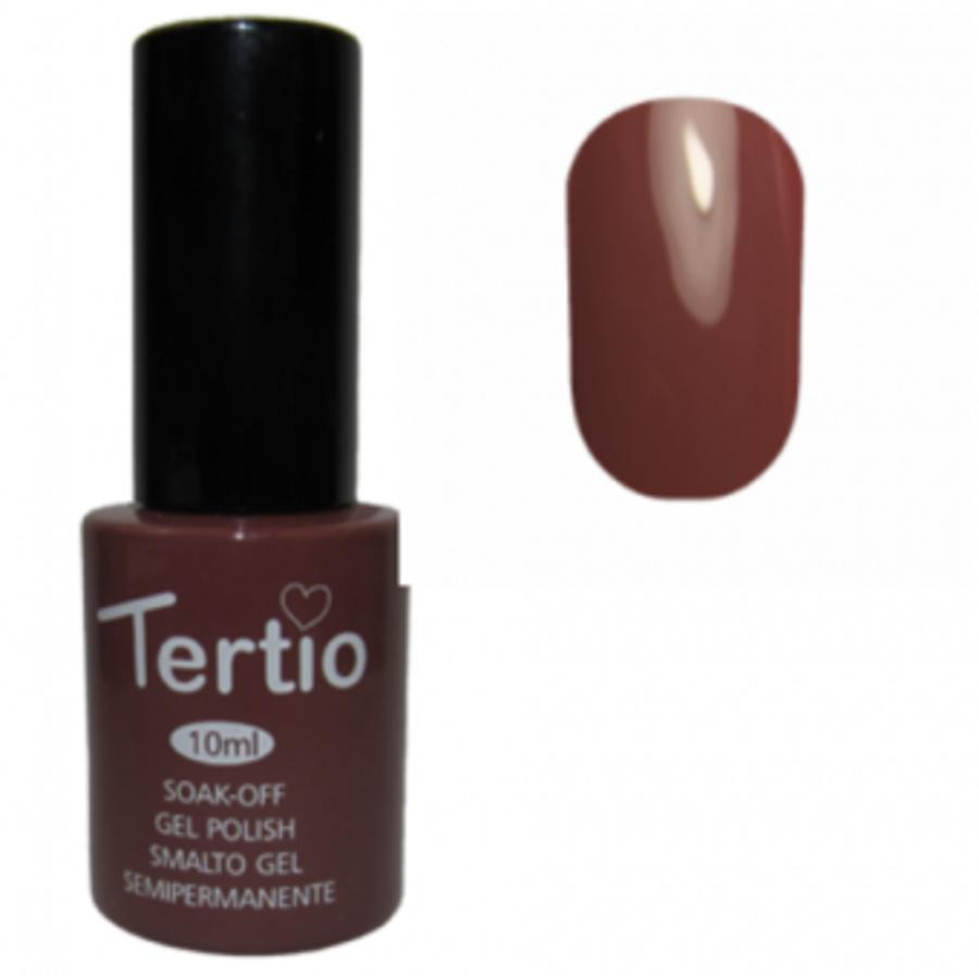Гель-лак Tertio № 070 (марсала эмаль)