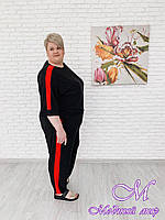 Женский летний спортивный костюм больших размеров (р. 42-90) арт. Криста
