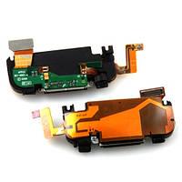 Шлейф iPhone 3GS с коннектором зарядки, микрофоном, динамиком, антенной