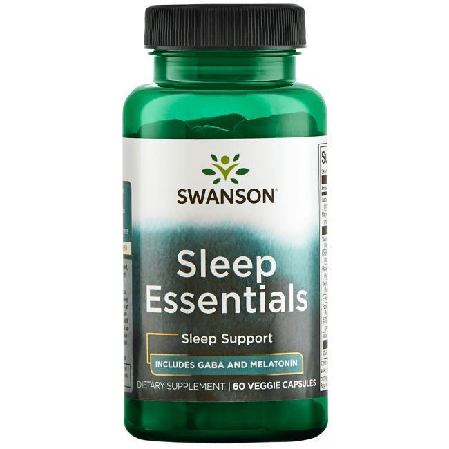 Swanson Condition Specific Formulas Sleep Essentials  60 капс
