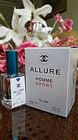 Chanel Allure Homme Sport (Шанель аллюр хом спорт) парфюм тестер 50 ml Diamond ОАЭ (реплика)