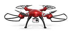 Квадрокоптер SYMA X8HG,  с 2,4 Ггц управлением и камерой ( 50 cм)