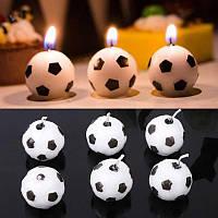 """Свечи для торта """"Мячи 6шт"""""""