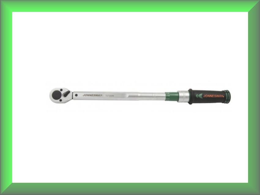 """Ключ динамометричний 3/4""""DR 100-600 Нм, T27600N"""