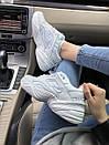Женские кроссовки M2K TEKNO из натуральной кожи, фото 5