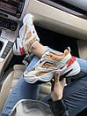 Женские кроссовки M2K TEKNO из натуральной кожи, фото 8