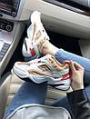 Женские кроссовки M2K TEKNO из натуральной кожи, фото 10