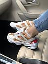 Женские кроссовки M2K TEKNO из натуральной кожи, фото 9