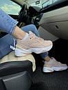 Женские кроссовки M2K TEKNO из натуральной кожи, фото 2