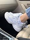 Женские кроссовки M2K TEKNO из натуральной кожи, фото 6