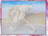 Зонт кружевной для кукол , фото 1