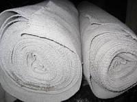 Асбестовое полотно, ткань асбестовая