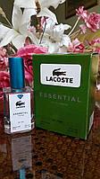 Lacoste Essential (лакосте эссеншел) мужской парфюм тестер 50 ml Diamond ОАЭ (реплика)