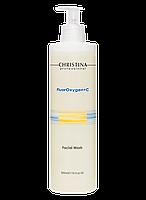 Флюроксиджен Очищающий гель для умывания FluorOxygen+C Facial Wash, 300 мл, фото 1