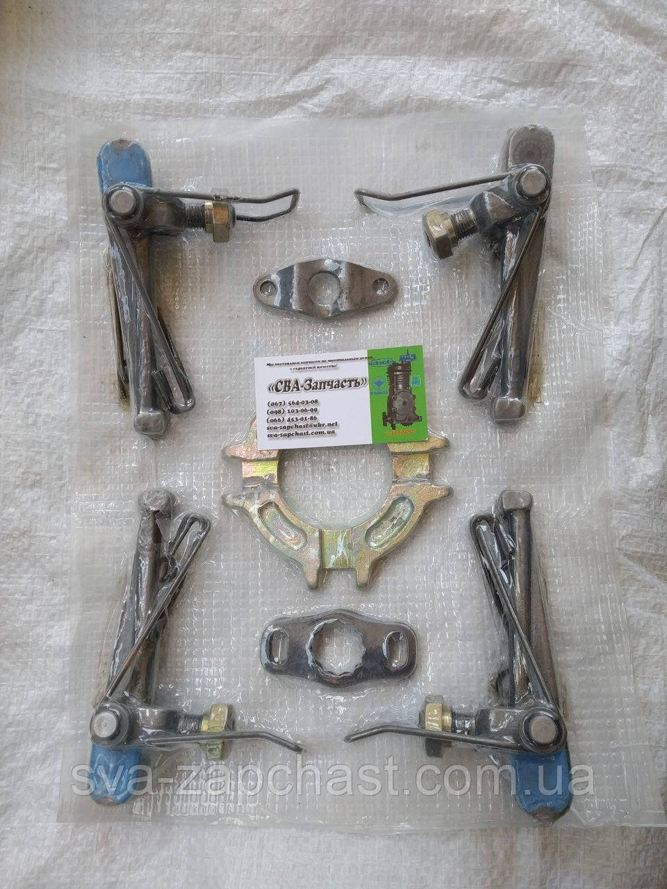 Ремкомплект корзины сцепления ЯМЗ МАЗ КрАЗ (полный)
