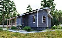 Модульное строительство домиков под ключ, строительство качественных модульных дачных домиков