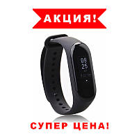 Фитнес браслет - трекер Smart Band M3 черный