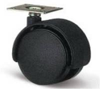 Ролик мебельный поворотный Sigma d-50 мм