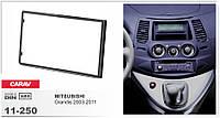 Рамка переходная Carav 11-250 Mitsubishi Grandis 2DIN