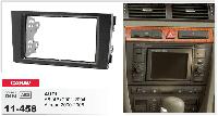 Рамка переходная Carav 11-458 Audi A6/Allroad 2DIN