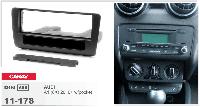 Рамка перехідна Carav 11-178 Audi A1 10+ 1 w/pocket