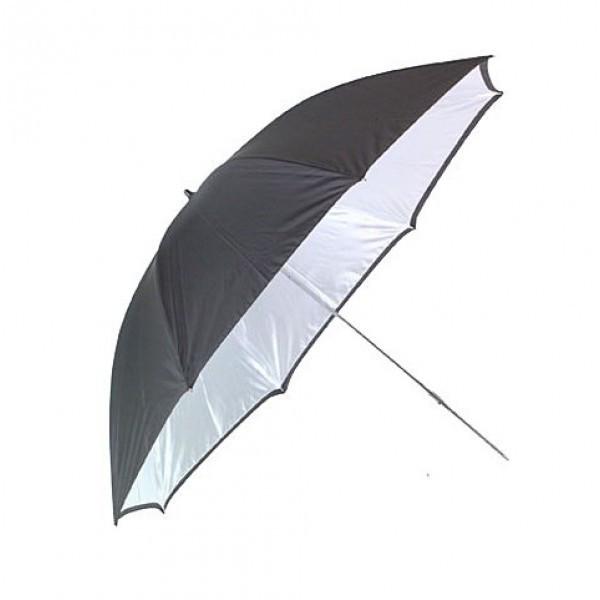 "Зонт Falcon Black/White 60"" (152 см) (URN-60TWB)"