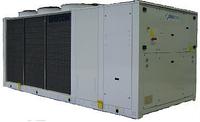 Чиллер воздушного охлаждения EMICON RAH 1502 FU Ka с винтовыми компрессорами и осевыми вентиляторами