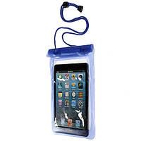 """Аквабокс - водонепроницаемый чехол для планшета 7"""" Голубой, фото 1"""