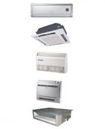 Мульти спліт-системи серії Free match-Inverter R410A (внутрішні блоки)