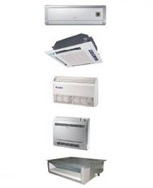 Мульти сплит-системы серии Free match-R410A Inverter (внутренние блоки)