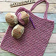 Maccaroni Knit & Shine, Коралл, фото 6