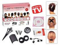 Набор заколок для создания множества причесок Hairagami Хеагами с диском