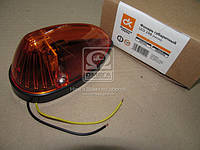 Фонарь габаритный автопоезд (1521/LED) (капля) LED 24В <ДК> (ВИДЕО), фото 1