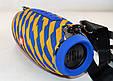 Портативная Bluetooth колонка Rugby R6+ с ремнем, фото 2