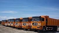 Грузовой автомобиль (Самосвал) Shacman 6*4 , фото 1
