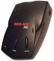 Радар-детектор Sho-Me 200