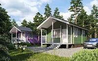 Строим летние домики по модульной технологии качественно под ключ