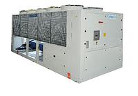 Чиллер с воздушным охлаждением EMICON RAH 1202 Ka с винтовыми компрессорами и осевыми вентиляторами