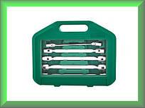 Набор карданных ключей 8-19 мм, 6 предметов, W43A106S