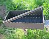 Стальные Мангалы для дома 600х300х135 мм, фото 3