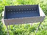 Стальная решетка для мангала 600х300х135 мм, фото 2