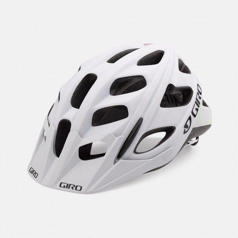 Велошлем Giro Hex матовый белый Lines, М (55-59) (GT)
