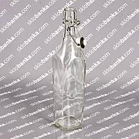Бутылка 0,5 л. штоф под бугельную крышку