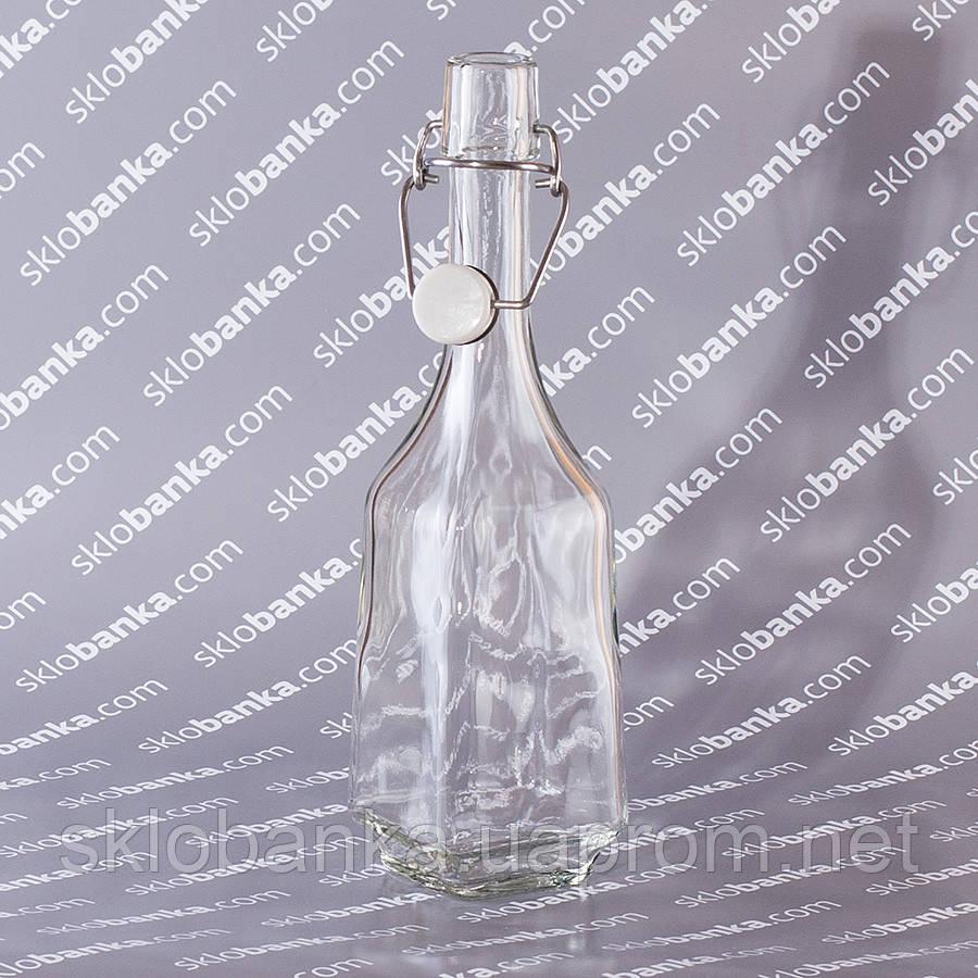 Бутылка штоф 0,5 л под бугельную крышку №2